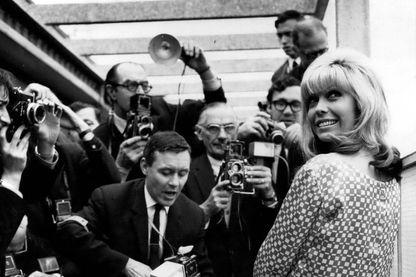 21 avril 1966 - Nancy Sinatra