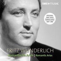 Tosca : Und es blitzen die Sterne (Acte III) Air de Cavaradossi - Fritz Wunderlich
