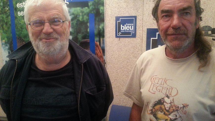 Jean-Yves Andant et Guy Le Hen