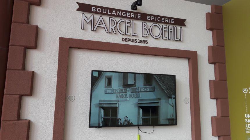 """La """"fabrique à bretzels"""" de Boehli à Gundershoffen"""