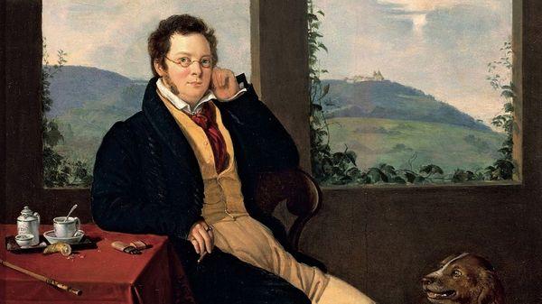 Franz Schubert à Vienne en 1827 (3/5)