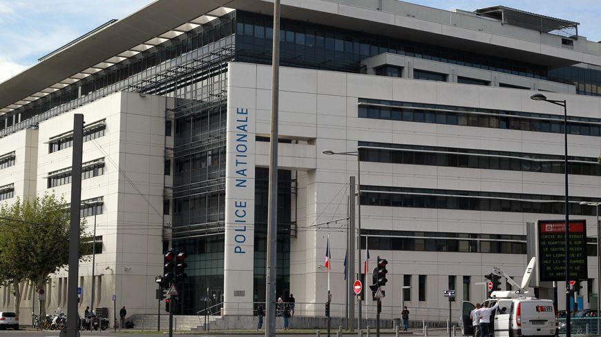 L'hôtel de police de Bordeaux