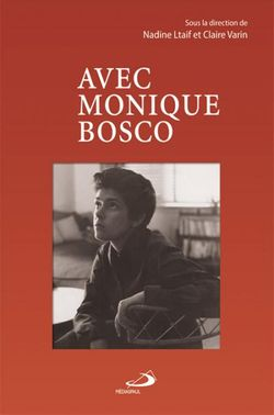 Couverture de Monique Bosco - éditions Médiaspaul