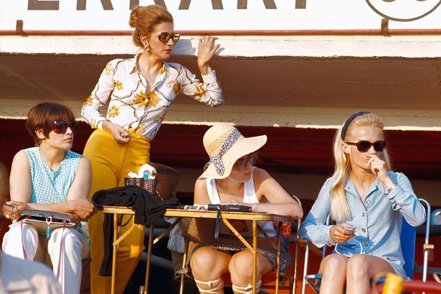 Chronométrage aux 24h du Mans 1969