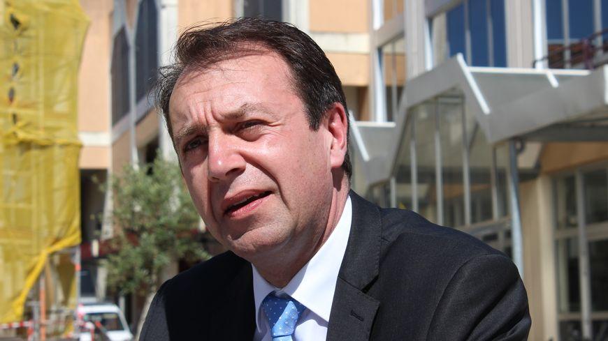 François Jolivet, député LREM dans l'Indre