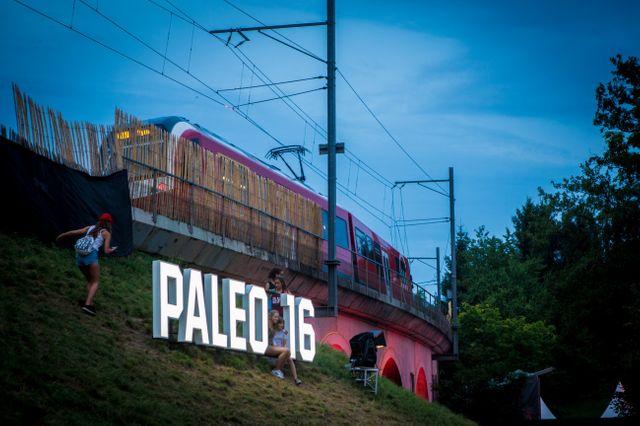 Paléo 2016