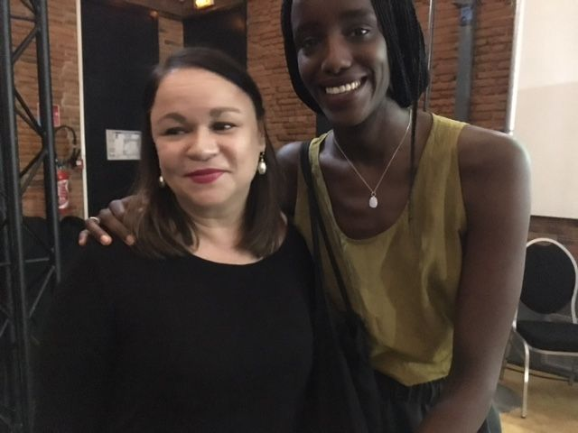 Zoé Valdès & Kayije Kagame