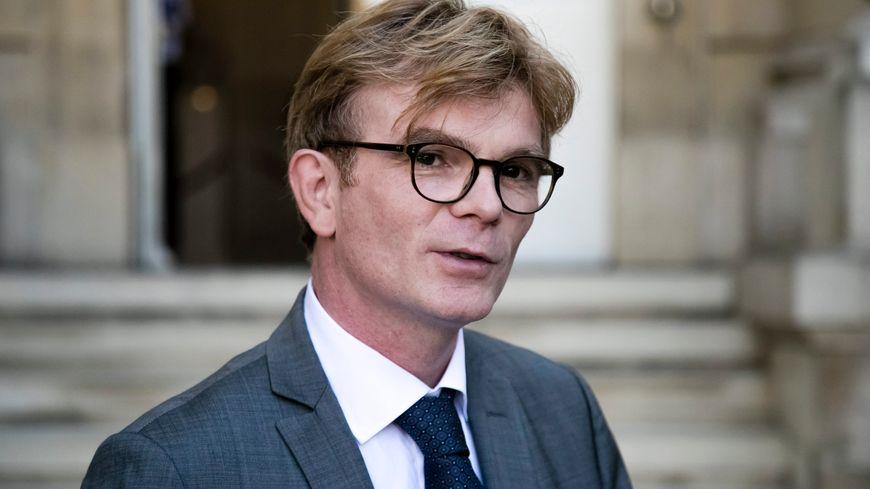 Marc Fesneau, le député du Loir-et-Cher.