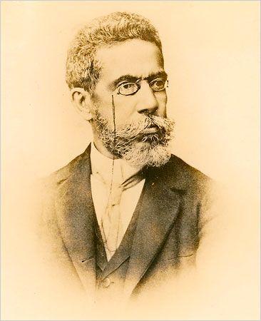 L'auteur brézilien Joaquim Maria Machado de Assis.