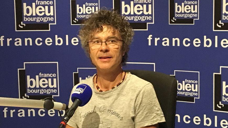 Yves Richard, professeur au Centre de recherche de climatologie de l'université de Bourgogne