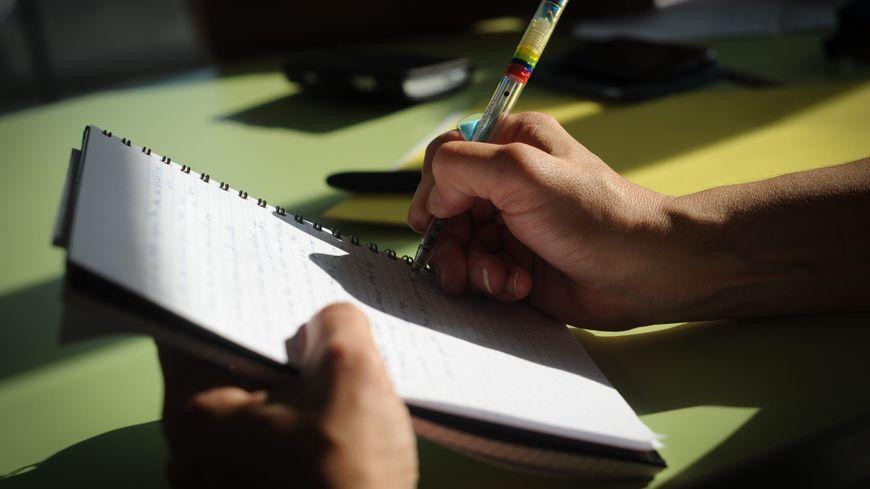 Les mots, l'écriture... réalisez-vous lors des ateliers!