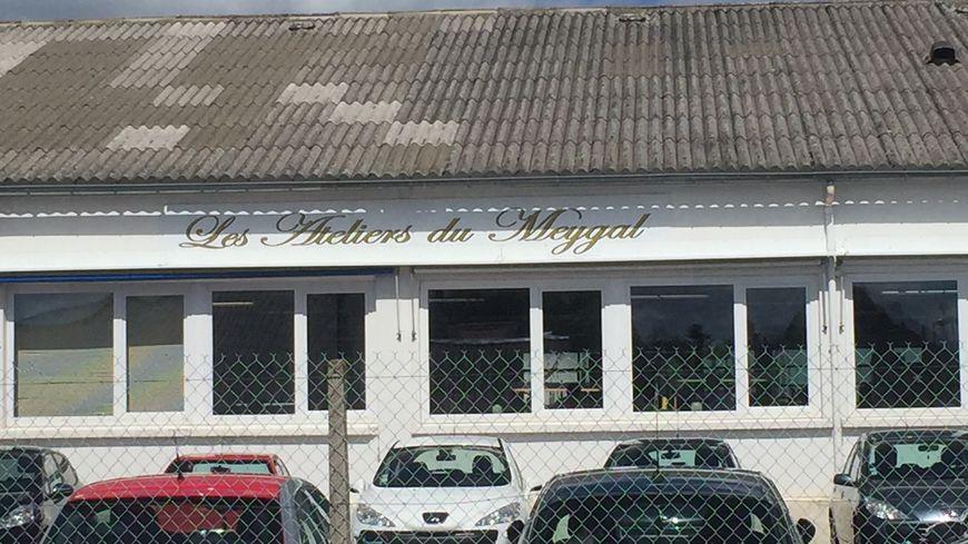 L'usine des Ateliers du Meygal à Yssingeaux