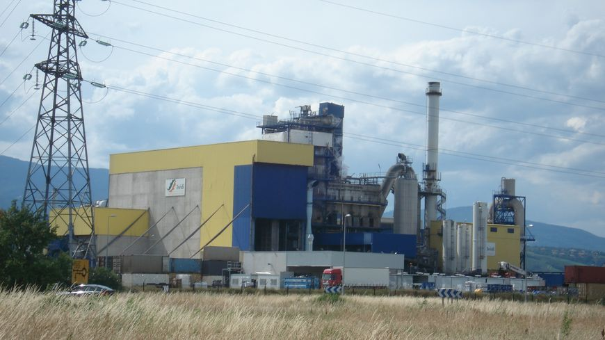 La plateforme chimique de Roussillon a son PPRT depuis juillet 2014.
