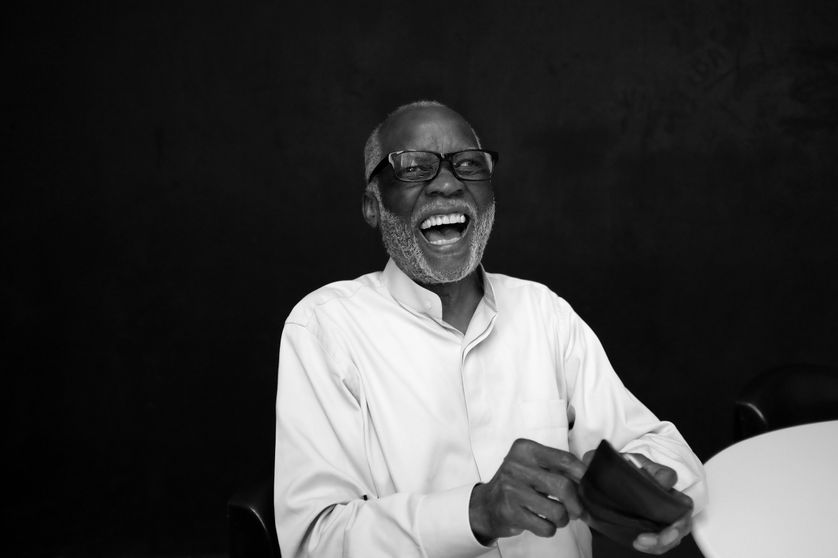 "Ahmad Jamal, en France pour ""Jazz in Marciac"" en 2016"
