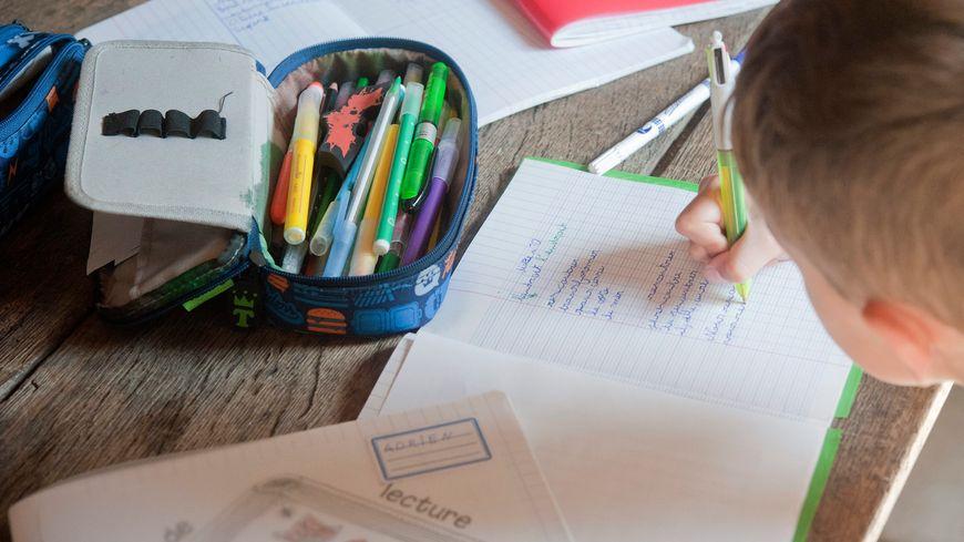L'enseignant mis en cause avait une classe d'élèves de CM1-CM2 (photo d'illustration)