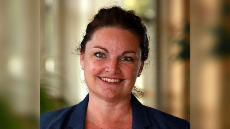 Alexandra Valetta-Ardisson, nouvelle députée REM de la 4e circonscription des Alpes-Maritimes.