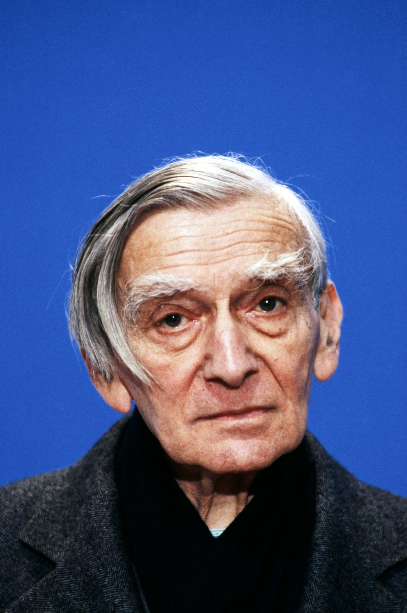 Vladimir Jankélévitch (12/12/1981)