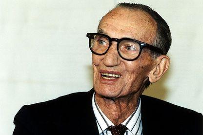 Jan Karski en 1997
