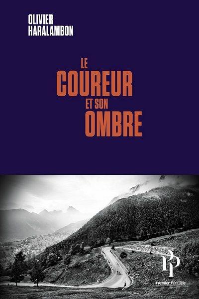 """Couverture de """"Le coureur et son ombre"""" d'Olivier Haralambon (Premier Parallèle)"""