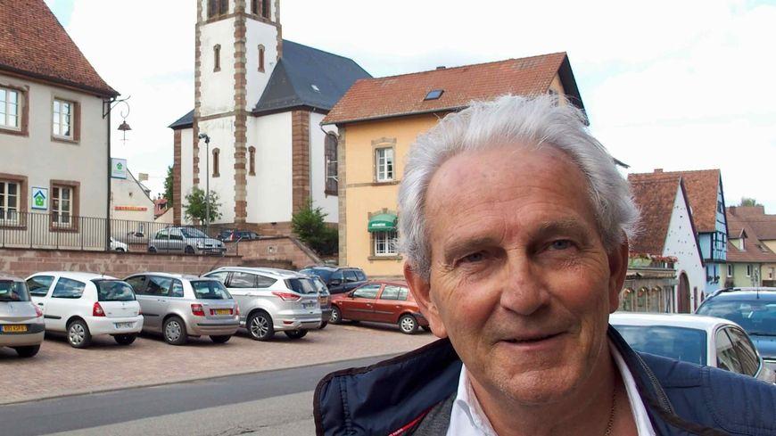 Drulingen, Jacques HINSBERGER, auteur.