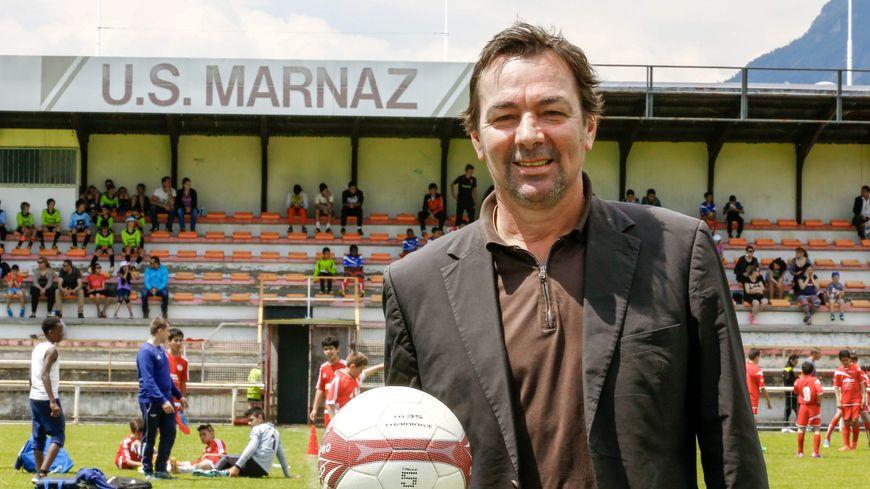 Stéphane Paille, qui a fait ses premiers pas de footballeur à Marnaz, est décédé mardi à 52 ans