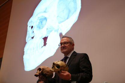 Le Professeur Jean-Jacques Hublin raconte aujourd'hui au micro de Mathieu Vidard la découverte du plus ancien représentant connu de notre espèce, Homo sapiens, qui vivait il y a environ 300 000 ans au Maroc