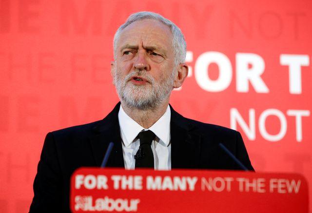 Grande-Bretagne : Jeremy Corbyn, leader du parti travailliste, remonte dans les sondages