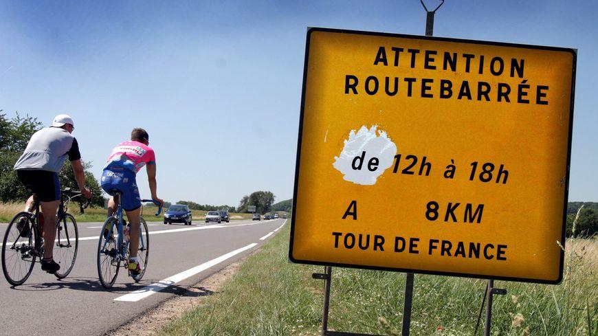 Le Tour de France va entraîner la fermeture de routes, rues et avenues en Côte-d'Or