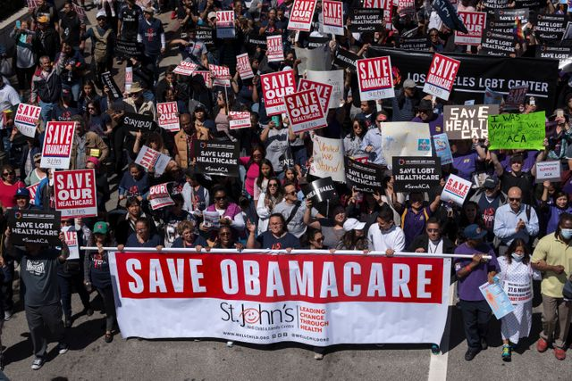 Obamacare a fourni une couverture santé à 23 millions d'Américains aux faibles ressources