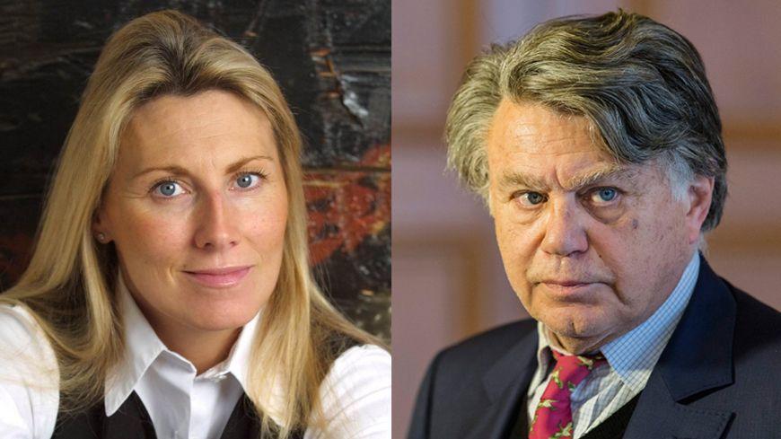 Marie Sara et Gilbert Collard sont au coude à coude dans la 2e circonscription du Gard