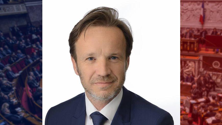 Cédric Roussel, nouveau député REM de la 3e circonscription des Alpes-Maritimes.