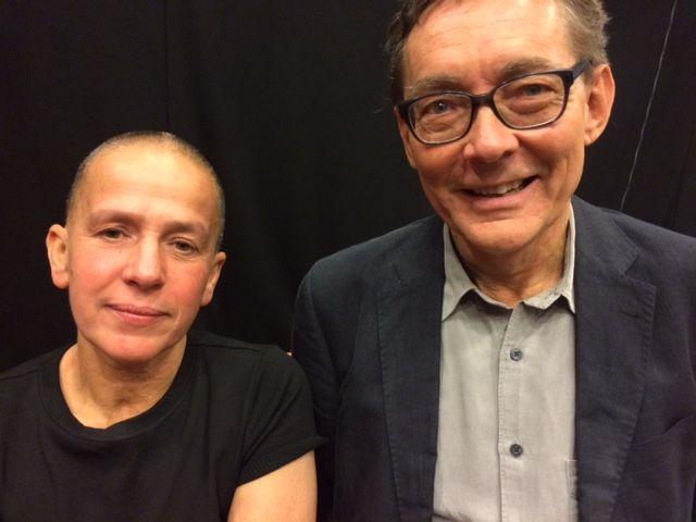 Hélène Delprat & Didier Ottinger