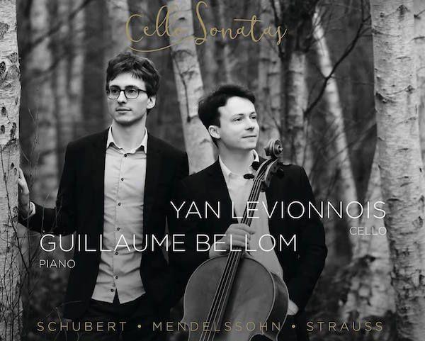Yan Levionnois, Guillaume Bellom, Sonatas (Fondamenta)