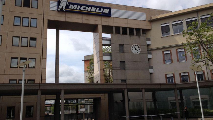 Le siège Michelin à Clermont-Ferrand