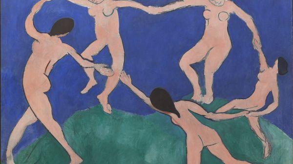 """Quelle musique voyez-vous sur """"La Danse (première version)"""", de Henri Matisse, 1909 ?"""