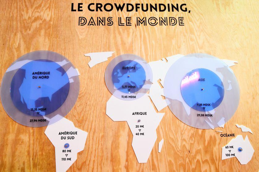 Le Crowdfunding dans le monde // 17 novembre 2016
