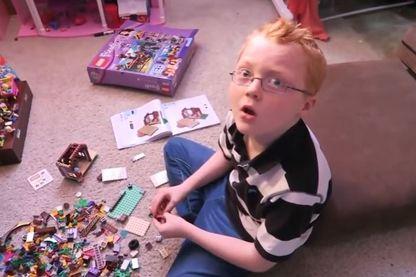 Cody, le petit dernier de la famille filmé par son père
