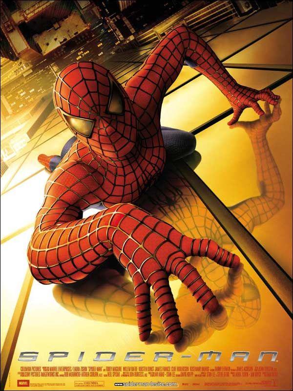 Affiche du film Spiderman