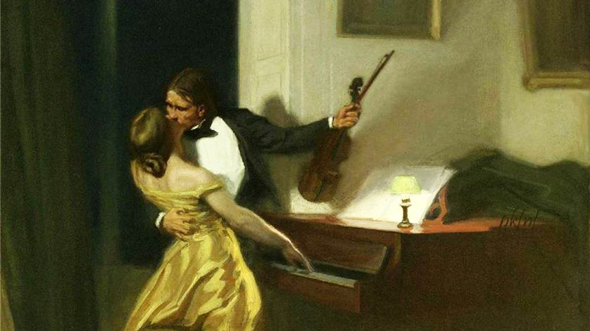 Kreutzer Sonata, 1901