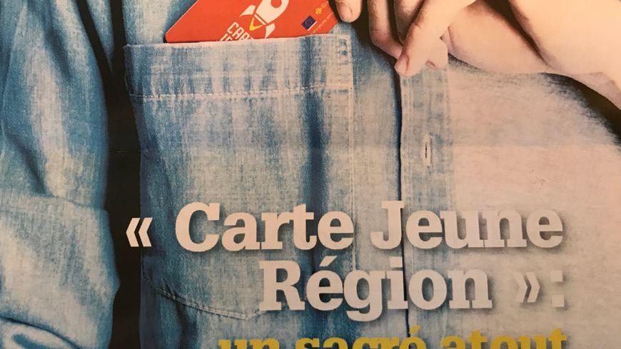 Une Nouvelle Carte Jeune Lancee Par La Region Occitanie