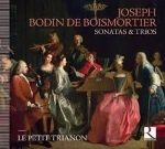 CD Boismortier Sonatas and Trios