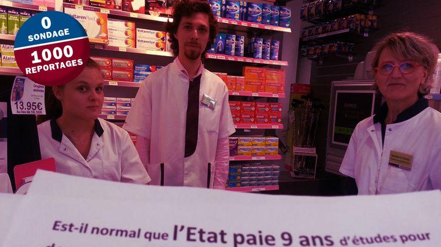 Une pétition circule chez les deux pharmaciens à Huningue pour alerter sur le manque de médecins.