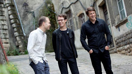 Paul Wiltgen, Michel Reis, Marc Demuth