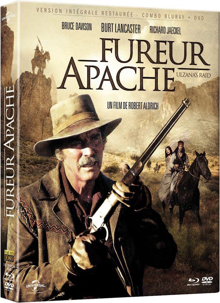 Fureur Apache // Robert Aldrich