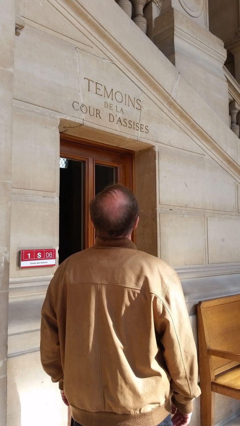 Patrick Bailly a suivi tout le procès de la filière Cannes-Torcy où son fils était accusé