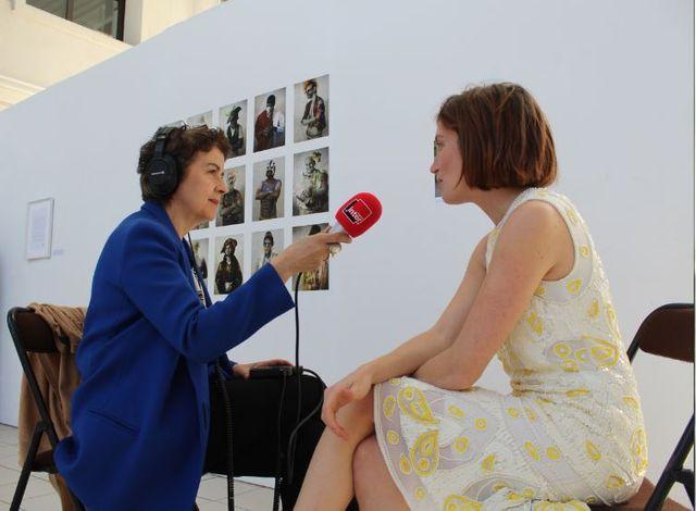 Brigitte Patient interview Coralie Salaun