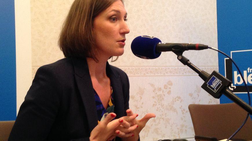 Carole Grandjean sera la députée de la première circonscription de Meurthe-et-Moselle
