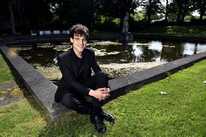 Victor Julien-Laferriere, lauréat du prix  de la reine Elisabeth  - Waterloo, juin 2017