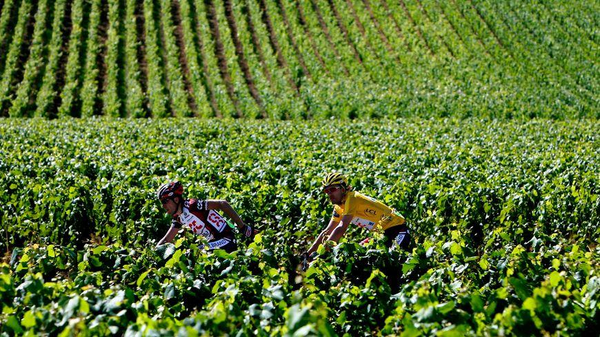 La 7e étape du Tour de France empruntera une partie de la côte viticole pour arriver jusqu'à Nuits-Saint-Georges