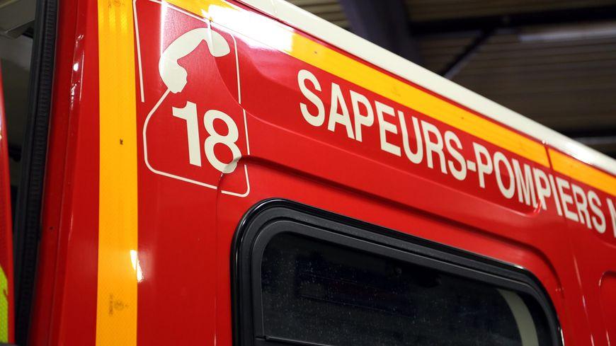 Une personne a été transportée à l'hôpital de Châtellerault